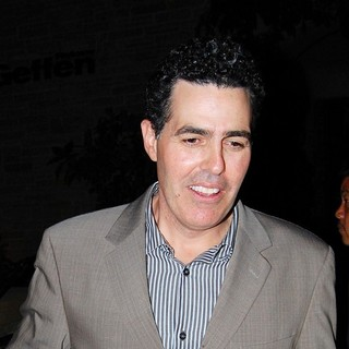 Adam Carolla in Adam Carolla Signs Autographs for Waiting Fans Outside The Geffen Playhouse