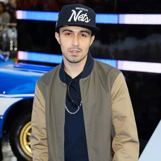 Adam Deacon in World Premiere of Fast and Furious 6 - Arrivals