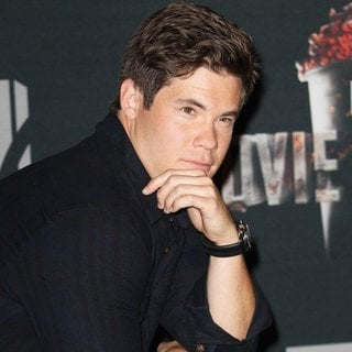Adam DeVine in MTV Movie Awards 2014 - Press Room