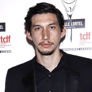 Adam Driver in The 2012 Lucille Lortel Awards - Arrivals