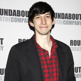 Adam Driver in Opening Night of The Broadway Musical Production of Anything Goes - Arrivals