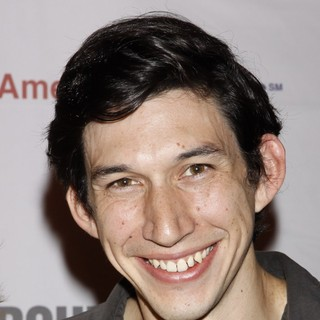 Adam Driver in Opening Night of The Broadway Play Man and Boy - After Party