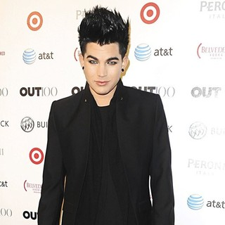 Adam Lambert in The 2011 OUT 100