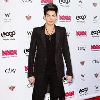 Adam Lambert in LOGO's 2012 NewNowNext Awards