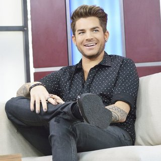 Adam Lambert - Adam Lambert Appears on Global TV's The Morning Show