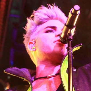 Adam Lambert in Labor Day Weekend Celebration