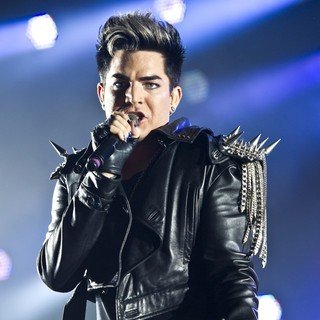 Adam Lambert - Queen and Adam Lambert Performing Live