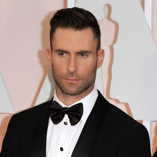 Adam Levine - The 87th Annual Oscars - Red Carpet Arrivals