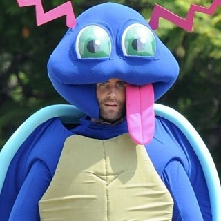 Adam Levine Dresses as A Pokemon for Maroon 5 Music Video