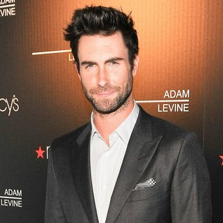 Adam Levine, Maroon 5 in Adam Levine Launches His Fragrance
