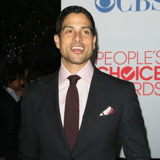 Adam Rodriguez in 2012 People's Choice Awards - Arrivals