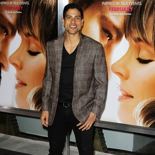 Adam Rodriguez in The Vow Los Angeles Premiere