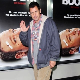 Adam Sandler in Here Comes the Boom New York Premiere