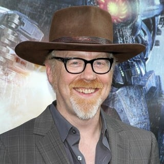 Adam Savage in Los Angeles Premiere of Pacific Rim