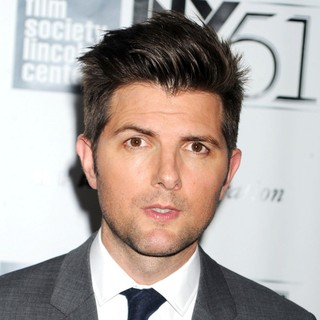 Adam Scott in The 2013 New York Film Festival Presentation of The Secret Life of Walter Mitty