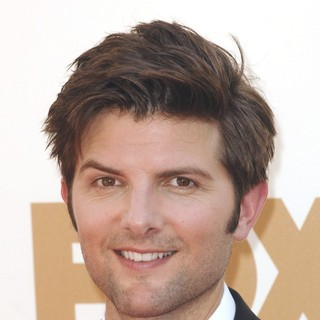 Adam Scott in The 63rd Primetime Emmy Awards - Arrivals