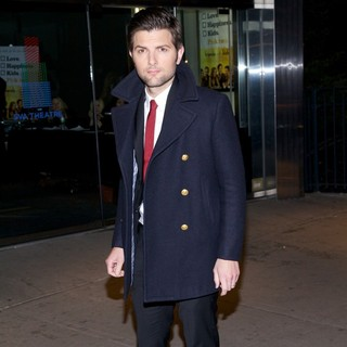 Adam Scott in The New York Premiere of Friends with Kids