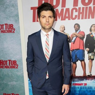 Los Angeles Premiere of Hot Tub Time Machine 2 - Red Carpet Arrivals