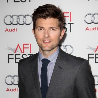 Adam Scott in AFI FEST 2013 - The Secret Life of Walter Mitty Premiere