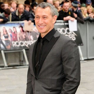 Adam Shankman in The UK Premiere of Rock of Ages