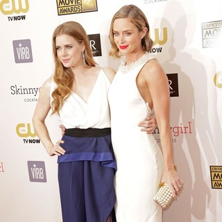 Amy Adams, Emily Blunt in 18th Annual Critics' Choice Movie Awards