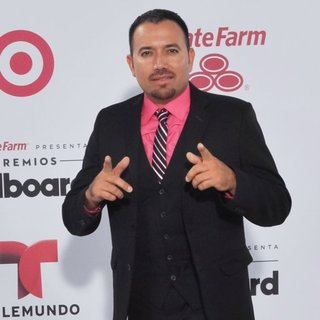 Adan Garza in 2015 Billboard Latin Music Awards - Arrivals