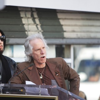 Dave Navarro, John Densmore, Chris Chaney, Jane's Addiction in Ceremony Honoring Jane's Addiction with A Star on The Hollywood Walk of Fame