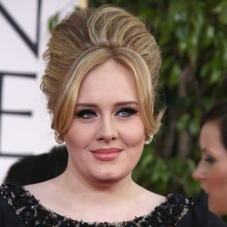 Adele in 70th Annual Golden Globe Awards - Arrivals