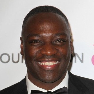 Adewale Akinnuoye-Agbaje in 21st Annual Elton John AIDS Foundation's Oscar Viewing Party