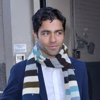 Adrian Grenier Leaving The Huffington Post