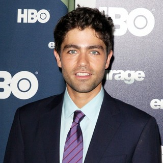 Adrian Grenier in Final Season Premiere of HBO's Entourage