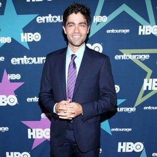 Adrian Grenier in Final Season Premiere of HBO's Entourage - adrian-grenier-premiere-entourage-final-season-02