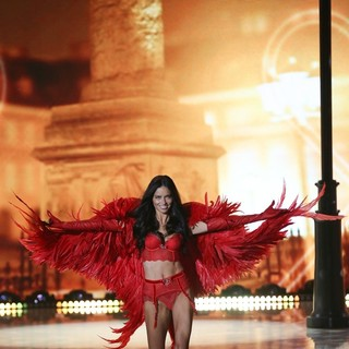 Adriana Lima in The 2013 Victoria's Secret Fashion Show