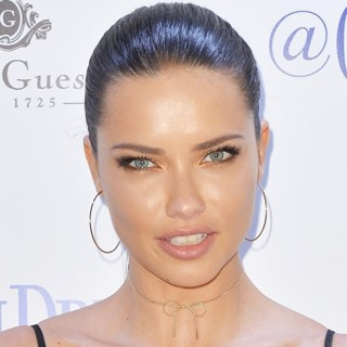 Adriana Lima-Ocean Drive Magazine Celebrates It's March Issue with Cover Star Adriana Lima