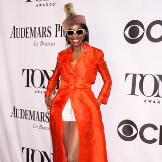 Adriane Lenox in The 68th Annual Tony Awards - Arrivals