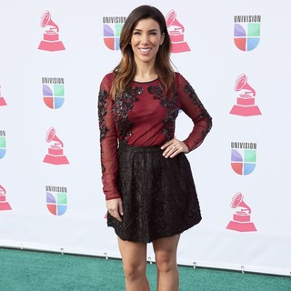 Adrianna Costa in 13th Annual Latin Grammy Awards - Arrivals