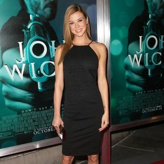 Adrianne Palicki in Los Angeles Special Screening of John Wick