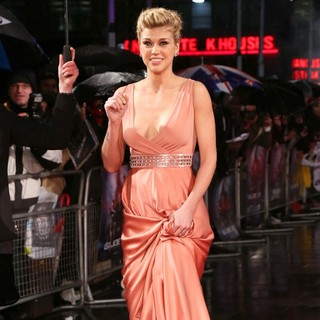 Adrianne Palicki in U.K. Film Premiere of G.I. Joe: Retaliation - Arrivals