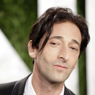 Adrien Brody in 2013 Vanity Fair Oscar Party - Arrivals