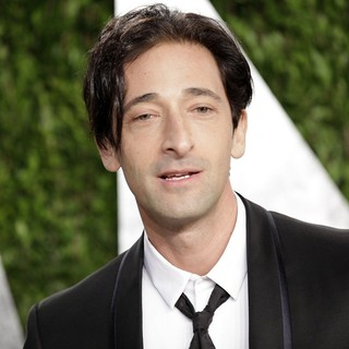 Adrien Brody in 2013 Vanity Fair Oscar Party - Arrivals - adrien-brody-2013-vanity-fair-oscar-party-02
