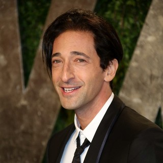 Adrien Brody in 2013 Vanity Fair Oscar Party - Arrivals - adrien-brody-2013-vanity-fair-oscar-party-03