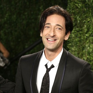 Adrien Brody in 2013 Vanity Fair Oscar Party - Arrivals - adrien-brody-2013-vanity-fair-oscar-party-04