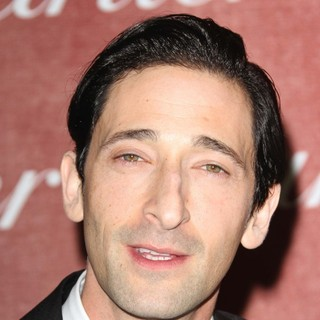 Adrien Brody in The 23rd Annual Palm Springs International Film Festival Awards Gala - Press Room