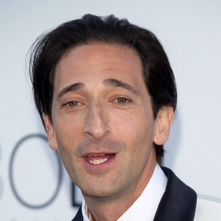 Adrien Brody in 66th Cannes Film Festival - amfAR's 20th Annual Cinema Against AIDS - Arrivals