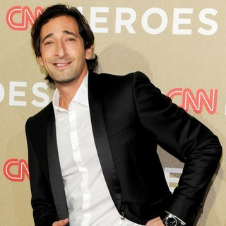Adrien Brody in CNN Heroes: An All-Star Tribute - Arrivals