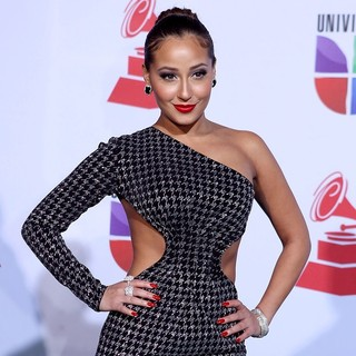 Adrienne Bailon in The 12th Annual Latin GRAMMY Awards - Arrivals
