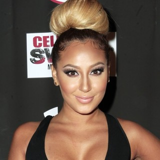 Adrienne Bailon in The 2013 ESPY Awards After Party - adrienne-bailon-2013-espy-awards-after-party-01