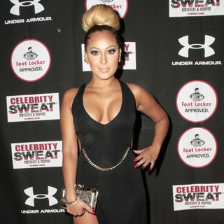 Adrienne Bailon in The 2013 ESPY Awards After Party - adrienne-bailon-2013-espy-awards-after-party-02