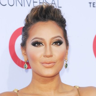 Adrienne Bailon in The 2013 NCLR ALMA Awards - adrienne-bailon-2013-nclr-alma-awards-01