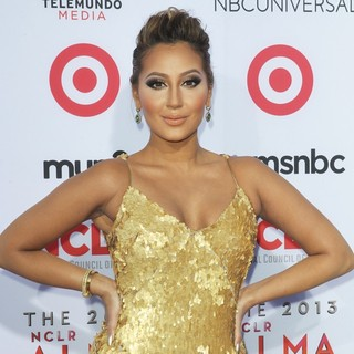Adrienne Bailon in The 2013 NCLR ALMA Awards - adrienne-bailon-2013-nclr-alma-awards-03